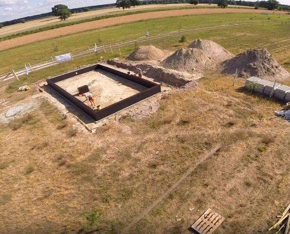 Poradnik budowy domu, odcinek 5, izolacja ścian fundamentowych