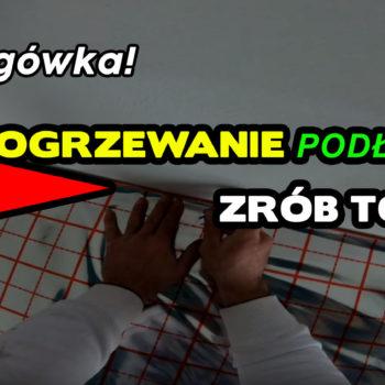 Jak wykonać ogrzewanie podłogowe samemu. cz 1. Podłogówka w domu. Ogrzewanie w domu instalacja.