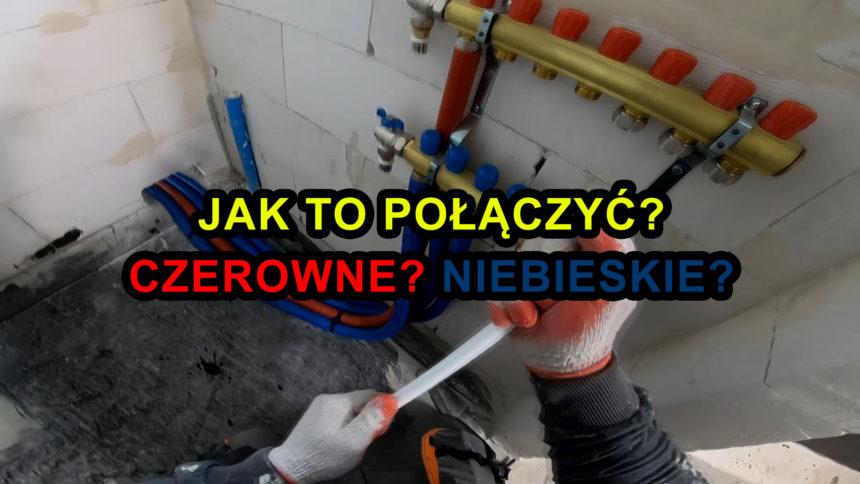 Jak wykonać hydraulikę samemu? cz. 4 | Hydraulika | Dom na start bez kredytu | Projekt domu do 100m2