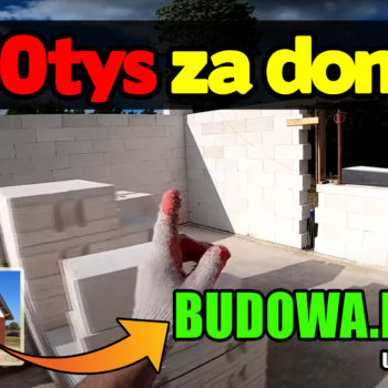 Dom na start, sezon 2 cz.10 | Otwory okienne | Murowanie | Jak wybudować dom | Budowa domu 2020