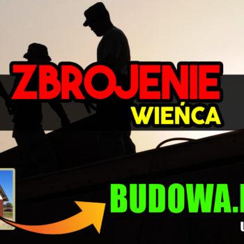 Dom na start, sezon 2 cz.11 | Zbrojenie wieńca | Nadproża strunobetonowe | Nadproża okienne | Budowa